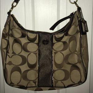 Designer Coach Bag